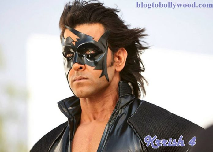 Yay! Hrithik Roshan gives a major hint about Krrish 4