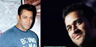 M S Dhoni Beats Salman Khan In The Numbers Game