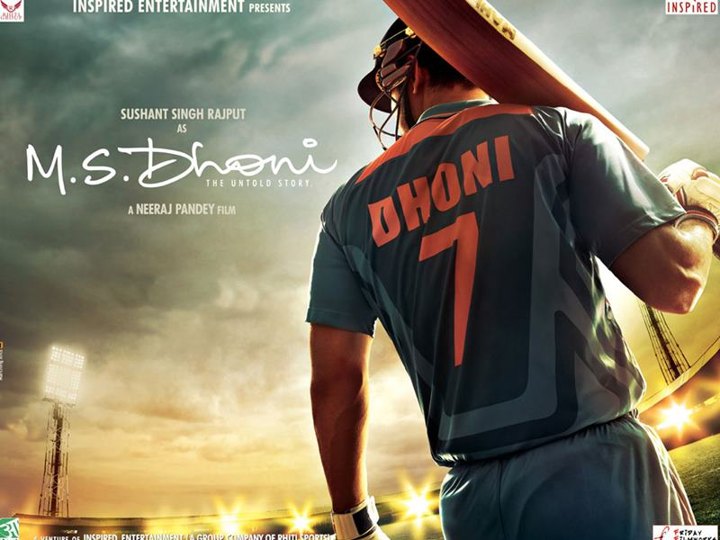 13 Best Bollywood Biopics Till Date- MS Dhoni