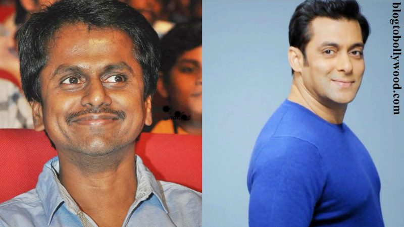 A.R.Murugadoss's dream of directing Salman Khan will come true very soon!