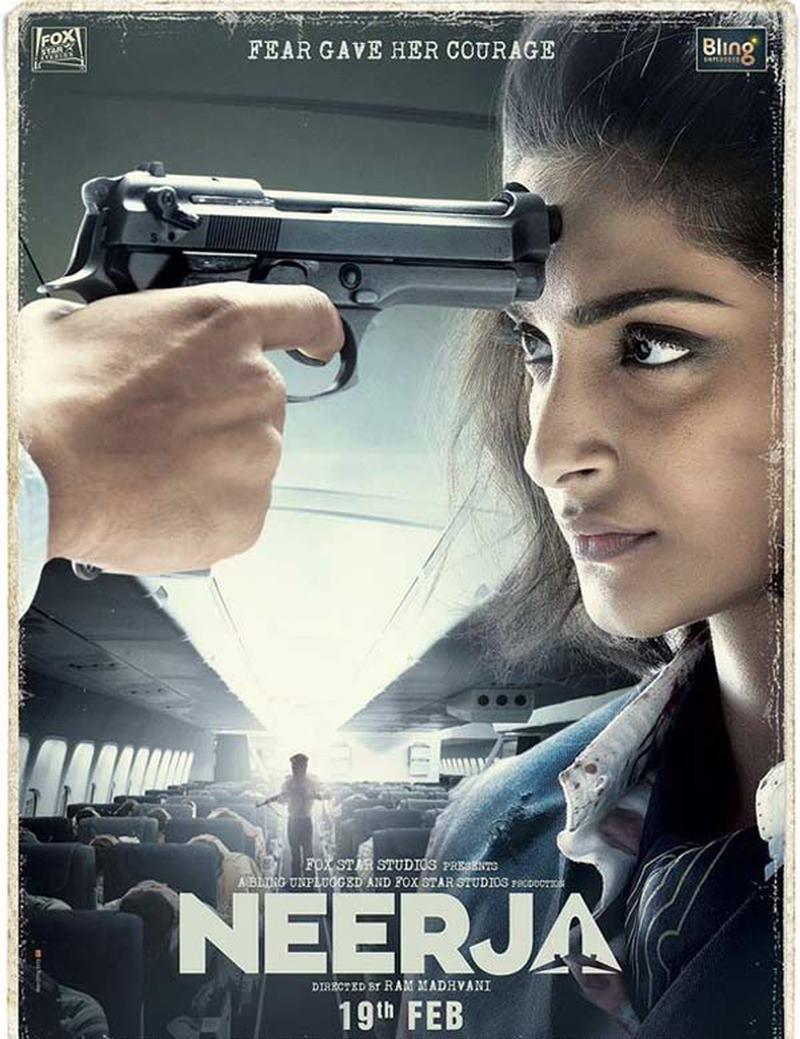 13 Best Bollywood Biopics Till Date- Neerja