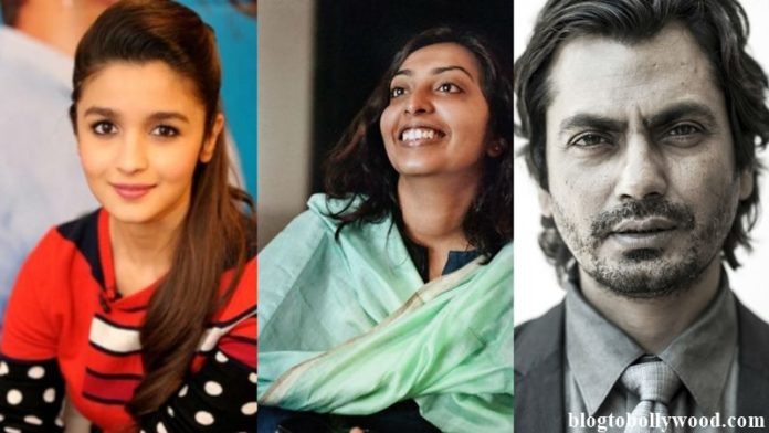 Alia Bhatt and Nawazuddin Siddiqui to come together for Rajshree Ojha's Pragaash