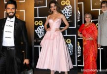 Ranveer Singh, Kangana Ranut and Big B win big at the GQ Awards, Men of the year 2016 yesterday.