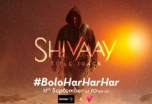 Here are some very interesting stills from Shivaay Title Track Bolo Har Har Har