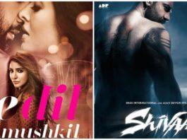 Shivaay, Ae Dil Hai Mushkil Screen Count: Both Movies To Get Equal No Of Screens?