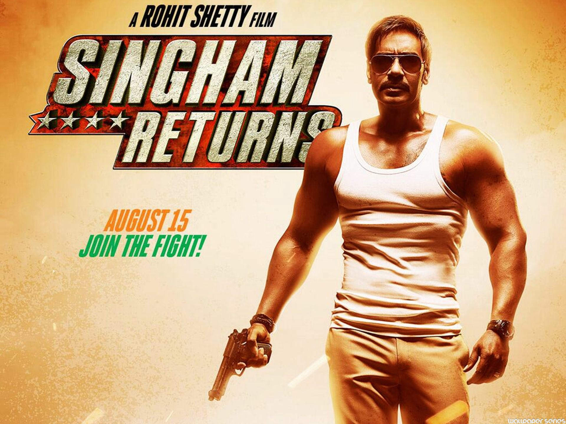 Singham Returns is Ajay Devgn's 4th highest grossing movie