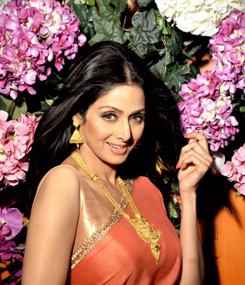 10 Veteran Bollywood Actresses who deserve all the respect in the world- Sri devi