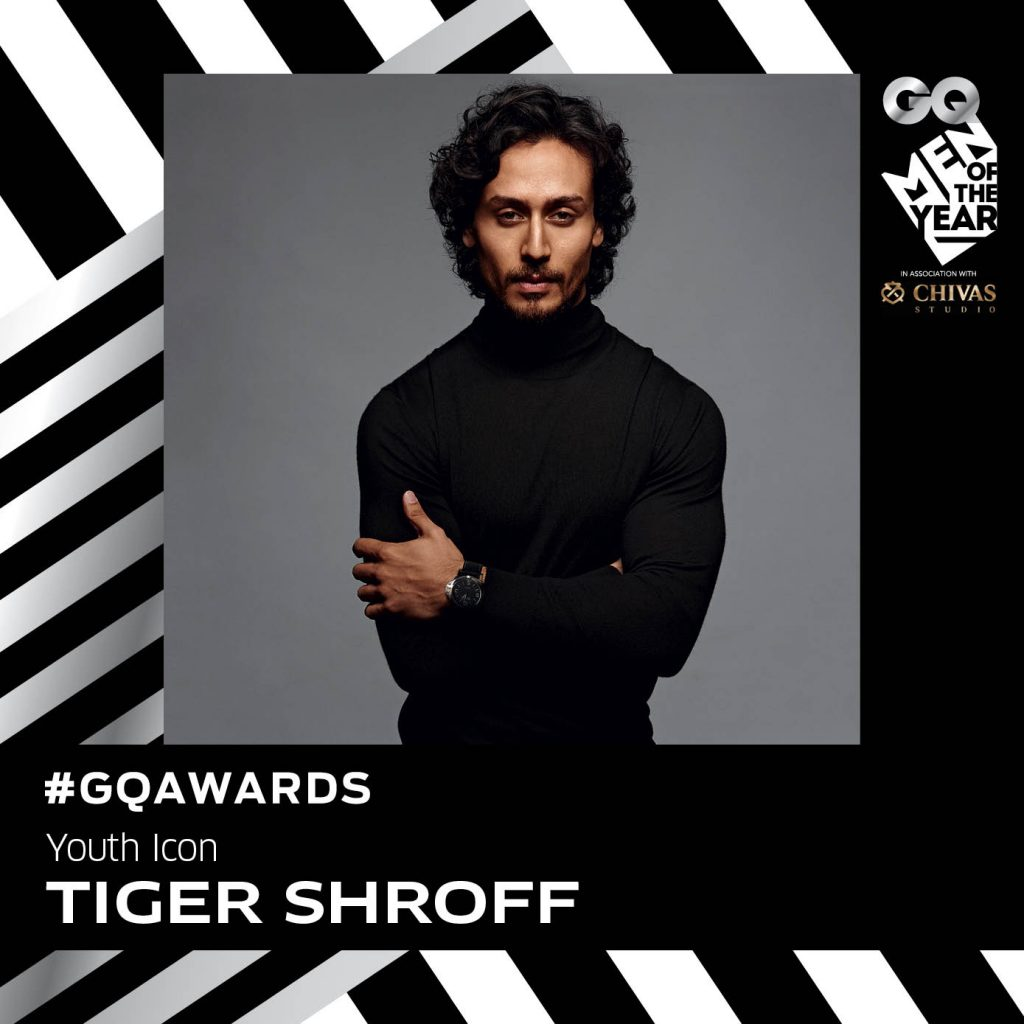 Youth Icon: Tiger Shroff