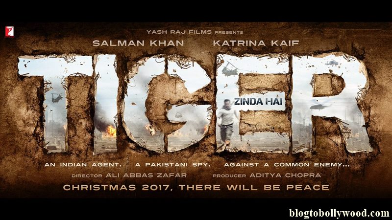 It's going to be Katrina Kaif opposite Salman Khan in Tiger Zinda Hai, poster and release date out!