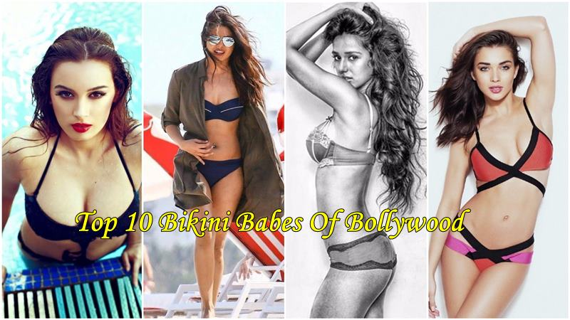 Top 10 Bikini Babes Of Bollywood: Bollywood Actresses With Hottest Bikini Body