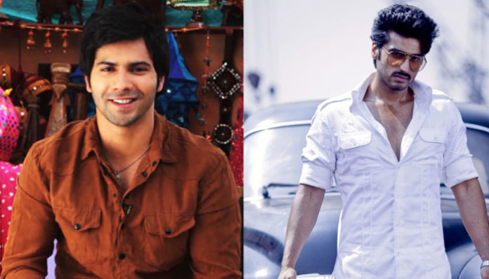 Arjun Kapoor and Varun Dhawan to come together!