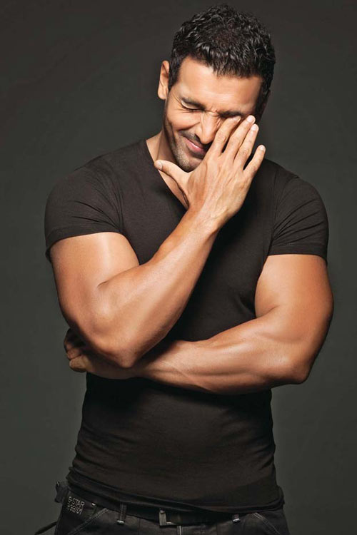 John Abraham denies slapping his fan after the Force 2 trailer launch