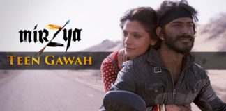New Song Alert | Teen Gawah song from Mirzya is refreshing and full of love!