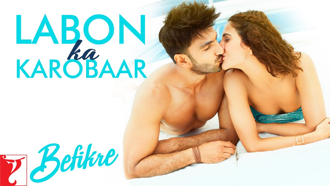The first song from Befikre Labon Ka Karobaar is all about a kiss and is full of kisses!