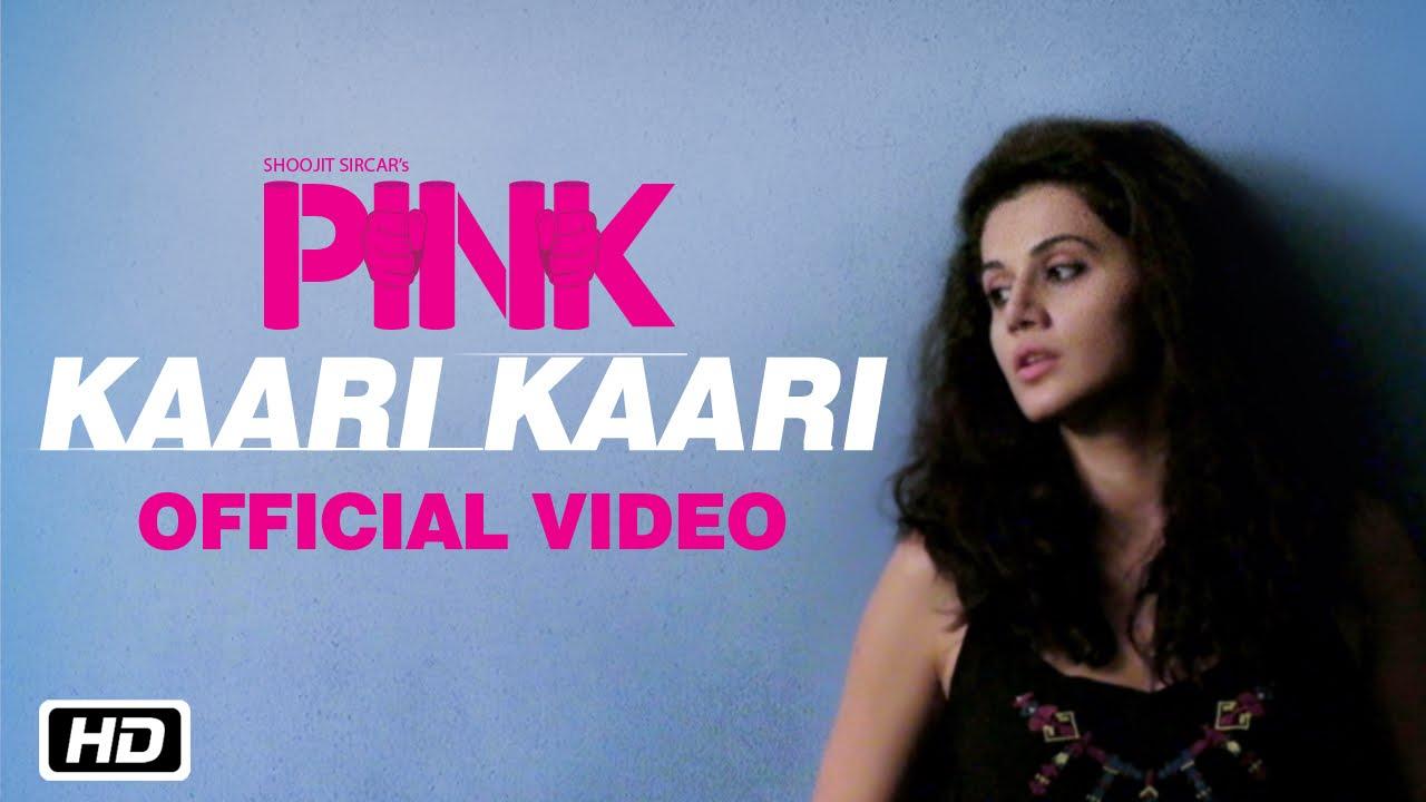 Kaari Kaari song from Pink will make you want to break all those chains!