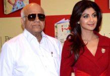 Shilpa Shetty's father Surendra Shetty passed away due to heart attack