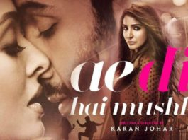 Ae Dil Hai Mushkil First Weekend Worldwide Collection: Beats Rustom & Mohenjo Daro Lifetime Overseas Collection