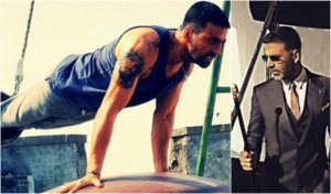 Fitness Tips from Bollywood Actors- Akshay