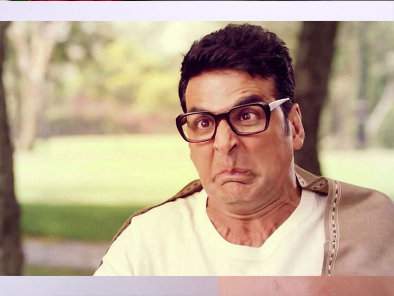 Akshay Kumar is best at comedy