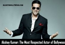 Akshay Kumar Is The Most Respected Actor Of Bollywood