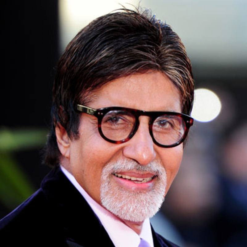 10 Most Active Bollywood Celebs on Twitter that you must follow!- Amitabh Bachchan