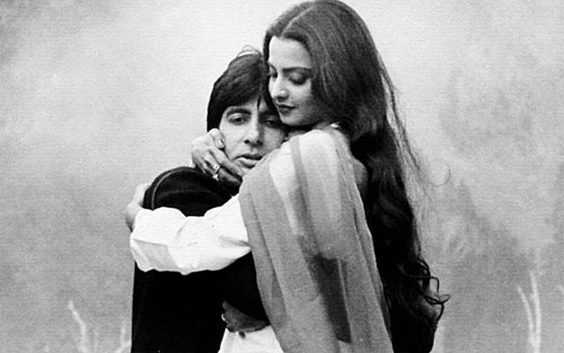 10 Relationships that did not end well for Bollywood Celebs- Amitabh Rekha
