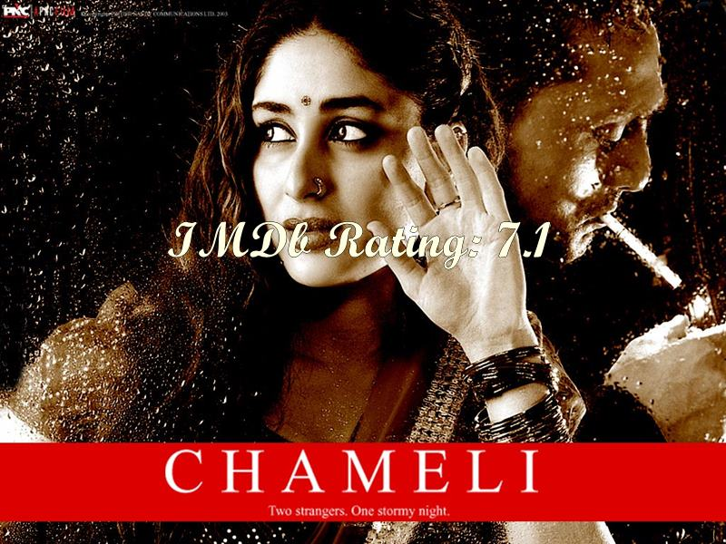 Top 10 Kareena Kapoor Khan Movies based on IMDb Ratings- Chameli