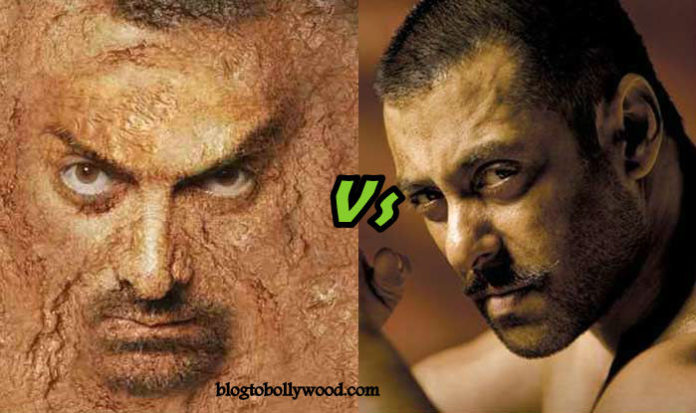 Dangal Beats Sultan To Become The Third Most Liked Trailer Of Bollywood