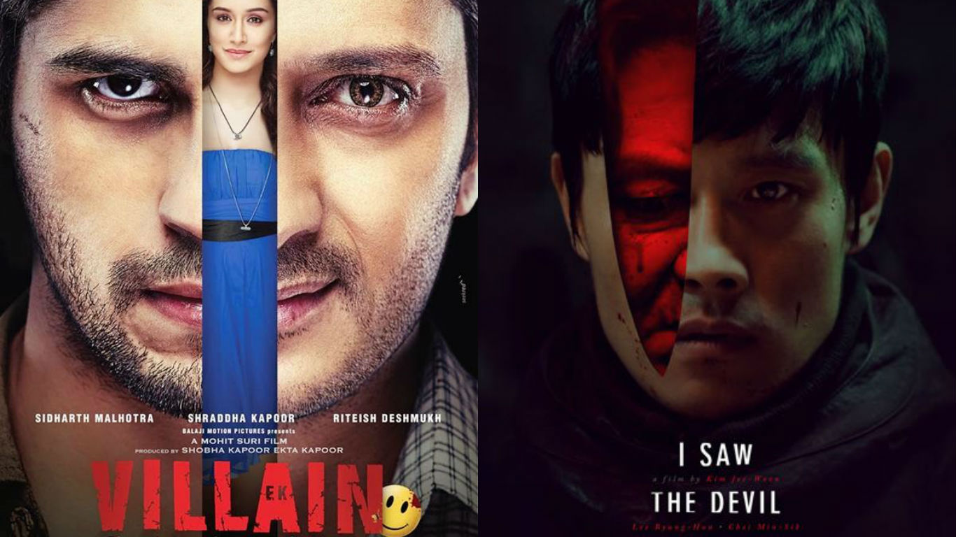 Top 10 Bollywood Movies that are actually remakes of Korean Movies- Ek Villain