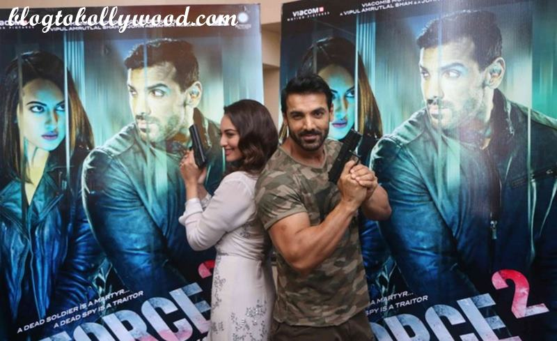 John Abraham wants women to do more action sequences!