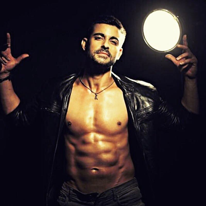 15 Hot Pics of Gautam Rode, one of the hottest hunks of Indian Television-Gautam Shoot 2