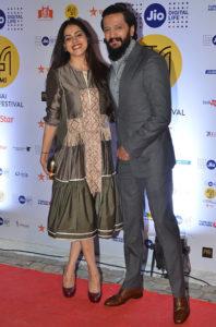Mami Film Festival: Genelia and Riteish