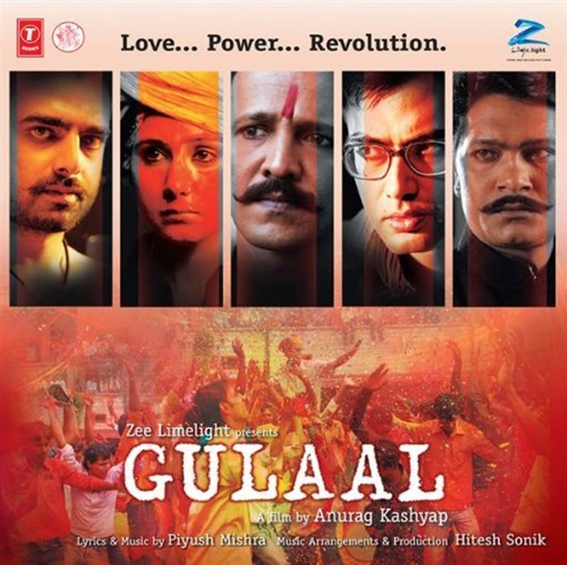 Top 10 Offbeat Bollywood Movies that are a treat to watch- Gulaal