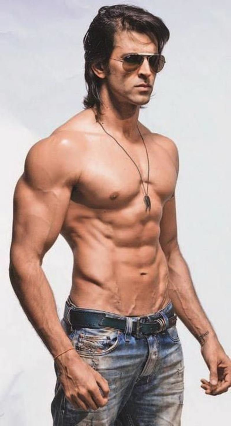 10 Hot Pics of Hrithik Roshan that will get the temperature soaring instantaneously!- Hrithik Shades