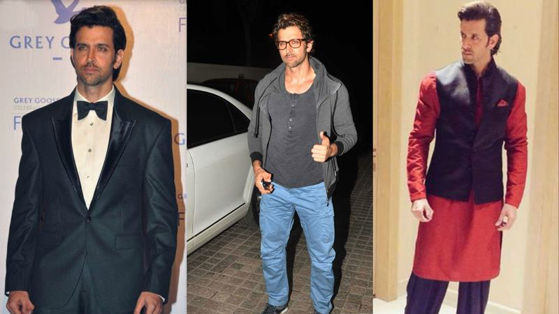 Vote and Decide: Who is the Most Stylish Bollywood Actor?- Hrithik