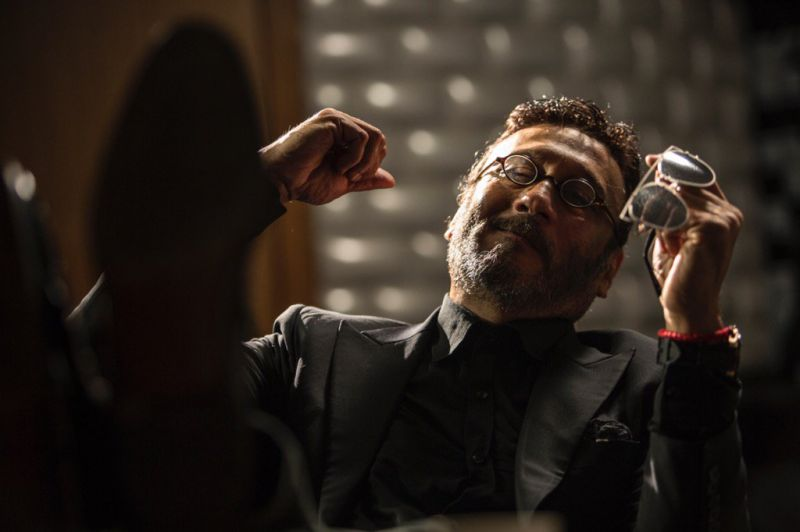 Jackie Shroff as Sir in Sarkar 3
