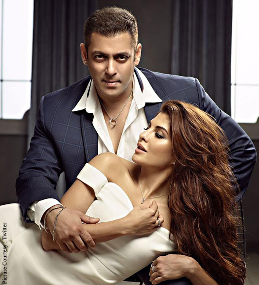 Jacqueline Fernandez To Romance Salman Khan In Race 3