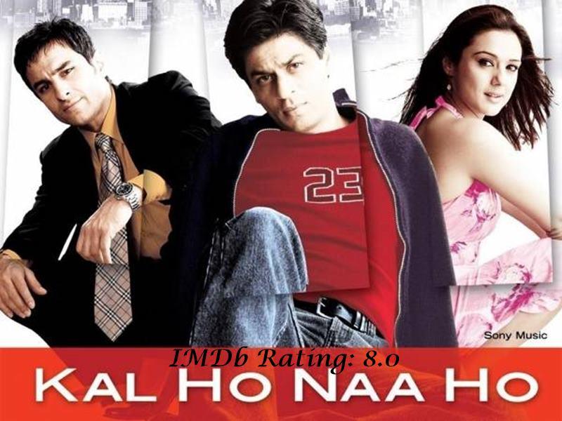 10 Best Shah Rukh Khan Movies Based on IMDb Ratings- KHNH