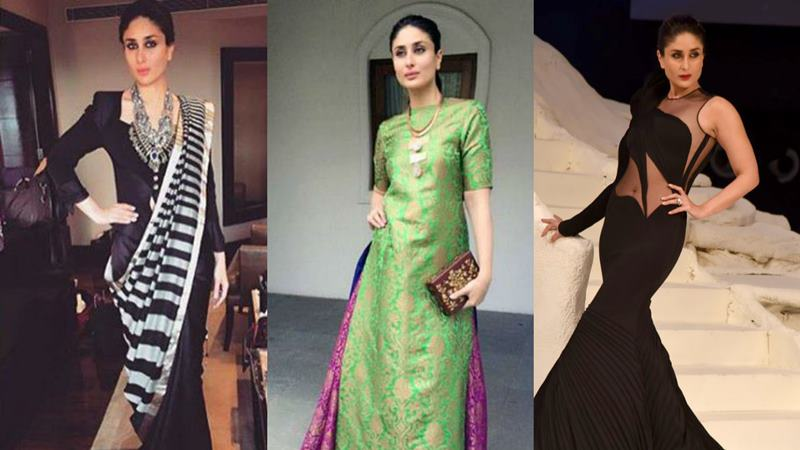 Vote Now : Who is the Most Stylish Bollywood Actress?- Kareena Fashion
