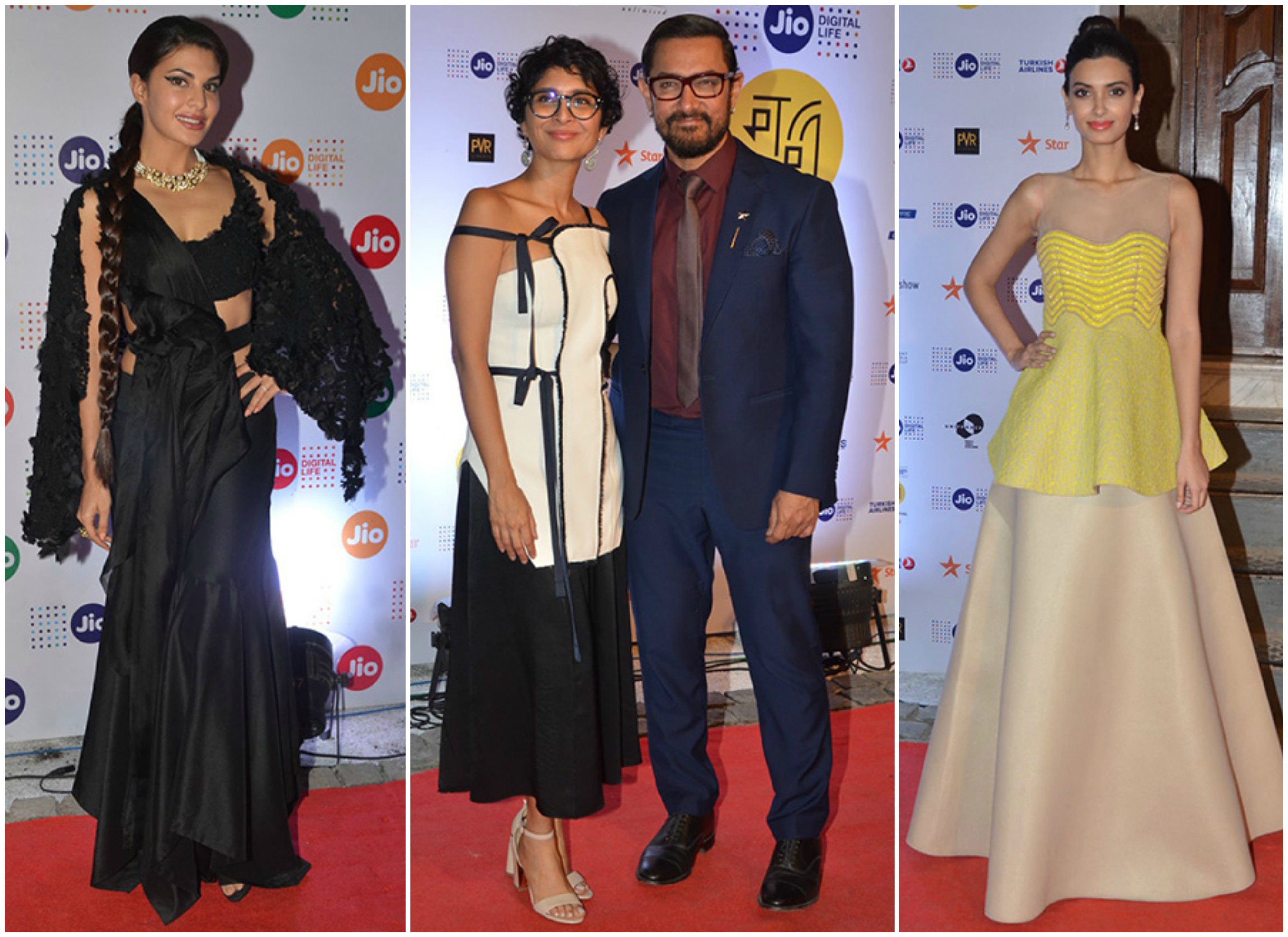 Pics you don't want to miss from MAMI Film Festival's Opening ceremony!