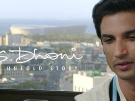 MS Dhoni The Untold Story 2nd Tuesday collection
