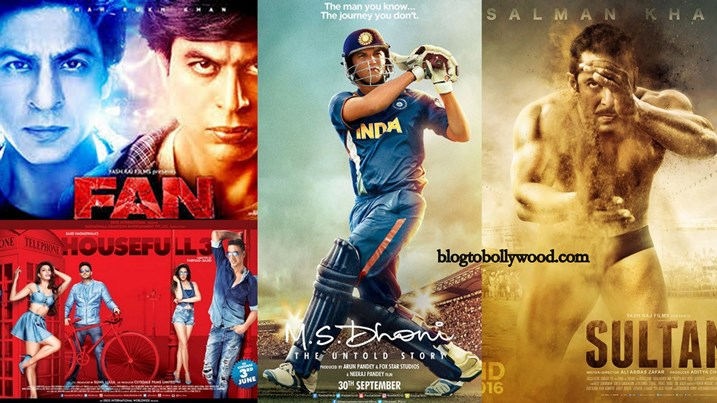MS Dhoni The Untold Story To Beat First Weekend Collection Of FAN, Rustom, Housefull 3 & Airlift
