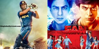 MS Dhoni: The Untold Story Beats SRK's FAN, Akshay Kumar's Housefull 3, Rustom and Airlift