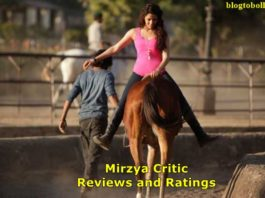 Mirzya Critics Reviews and Ratings, Audience Reviews