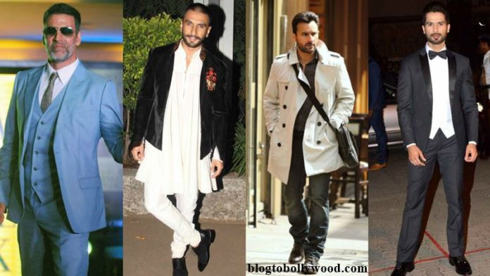 Vote and Decide: Who is the Most Stylish Bollywood Actor?