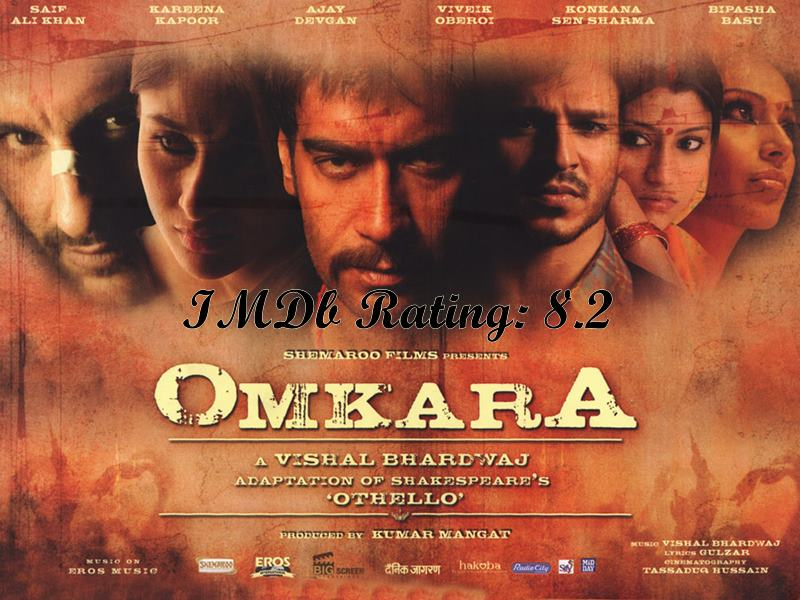 Top 10 Kareena Kapoor Khan Movies based on IMDb Ratings- Omkara