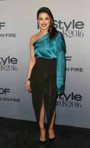 Priyanka Chopra at The InStyle Awards 2016