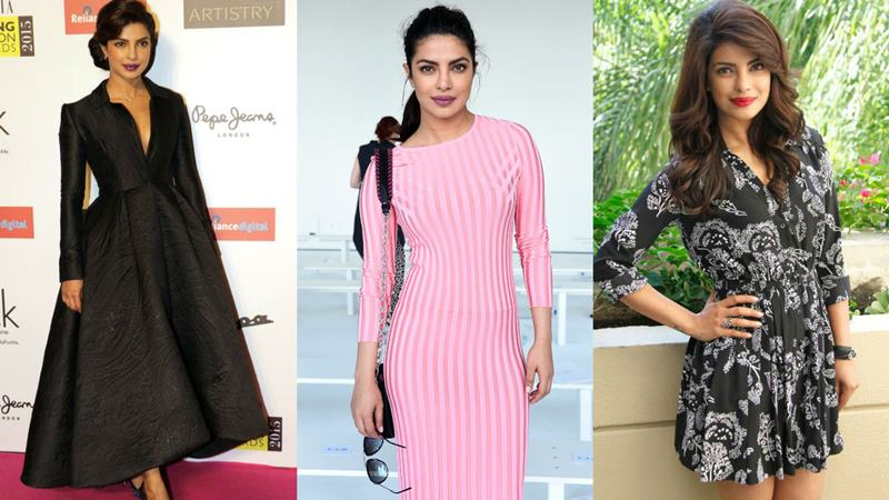 Vote Now : Who is the Most Stylish Bollywood Actress?- Priyanka Fashion