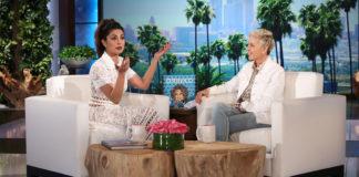 Priyanka Chopra on the Ellen Show