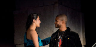 Priyanka and Usher at The InStyle Awards